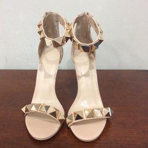 Charlotte Russe open toe heels